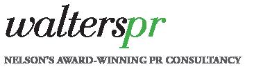 Walters PR | Nelson NZ Award-winning public relations consultancy Logo