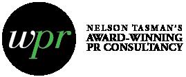 WaltersPR | Nelson Tasman's Award-winning public relations consultancy Logo