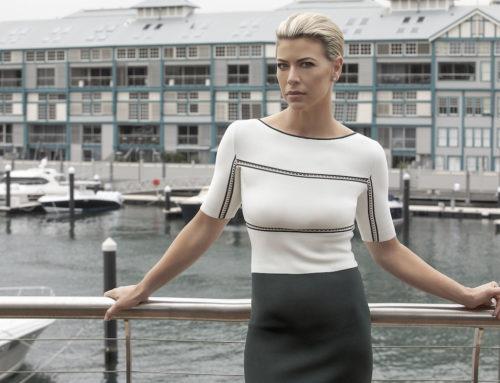 Catherine van der Meulen in NZBusiness magazine