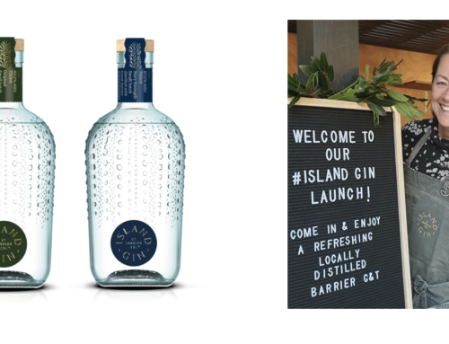 Island Gin on Seven Sharp