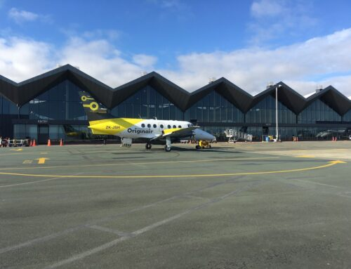 Originair announces new Palmerston North to Hamilton route