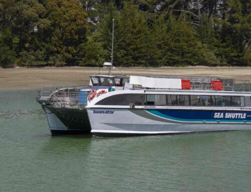 Abel Tasman Sea Shuttles celebrates its 20th anniversary
