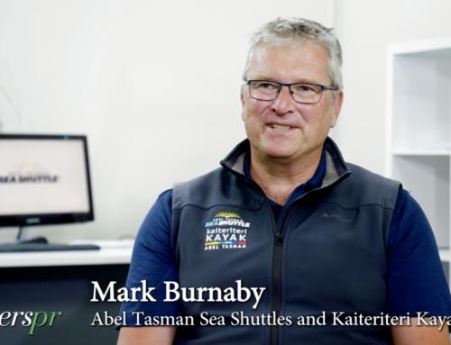 Abel Tasman Sea Shuttles – client feedback