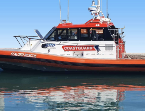 Successful long-term communication and fundraising project with Coastguard Nelson